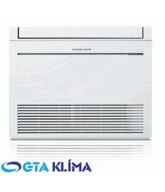 Parapetná klimatizácia Mitsubishi MFZ-KT50VE 5,0kW